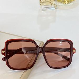 새로운 패션 남성 0196 선글라스 간단한 망 선글라스 인기있는 여성은 도매 안경 UV400 야외 여름 보호 선글라스