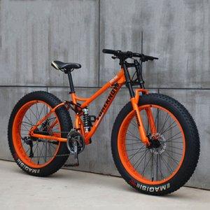 Bisiklet Hız Off Road Beach Karmobil Yetişkin Süper Geniş Lastik Dağ Bisikleti Erkekler ve Kadınlar Bisiklet Öğrencileri