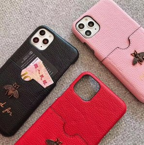 For iPhone 11 Pro Max Favour Designer Such Designer Phone Case For Iphone Xr Xs Max 8 8plus 7 7 plus Fashion Women With Card Back Cover