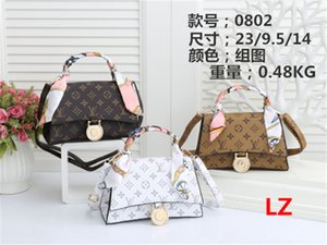 2020 nuovi sacchetti di Crossbody calda per le donne in pelle borse di lusso Donne Borse signore Tracolla Sac