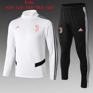 2020 Real Madrid Ajax Marsella Barcelona Niños fútbol chándal Mbappe peligro Survetement de traje de entrenamiento de fútbol trotar chandal Futbol
