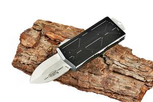 Exocet Flying Fish doble acción táctica de defensa personal plegable cuchillos de caza del cuchillo que acampa del cuchillo del EDC regalo de Navidad herramienta de bolsillo 05492