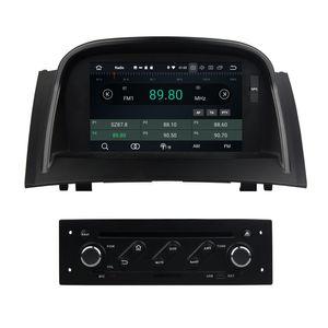 "PX5 4 GB + 32 GB Android 8.0 Quad Core 7 ""Carro DVD RDS Radio Player para Renault Renault Megane II 2004-2009 GPS WIFI Bluetooth espelho-link"