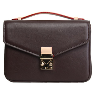 Designer-Umhängetaschen Luxus-PU-Handtaschen Crossbody Messenger Brieftasche kleine quadratische Tasche und Umhängetasche 40780 54991 43488 53000