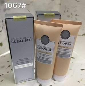 Dropshipping Cosmetics Bye bye Confidence in a cleanser 148ml Skin-Transforming Hydrating Cleansing Serum great skin starts with confidence