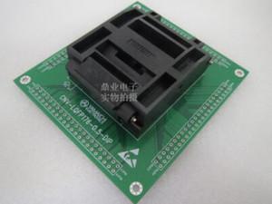 Orijinal YAMAICHI IC Testi Koltuk IC51-1764-1505-5 Yazma Programcı LQFP176 / DIP176 Soket Adaptörü