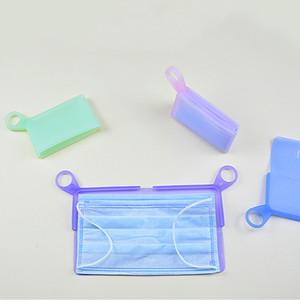 Stok Yaratıcı Silikon Depolama Klip Geçici Klasör Food Grade Silikon Depolama Taşınabilir Bag Maskesi