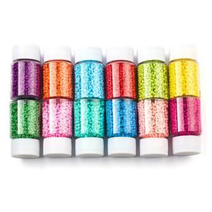 3000шт бутылки 2 мм стеклянный бисер Шарм чешские бусины маленькие ювелирные бусины DIY браслет ожерелье для изготовления ювелирных изделий аксессуары