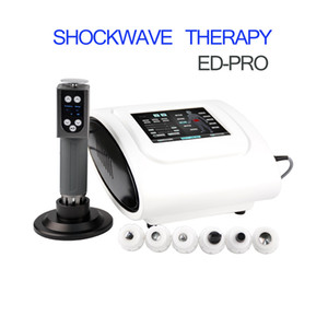GAINSWAVE Shock Wave Therapy Machine de Shockwave Appareil ESWT Radial Shock Wave Équipement de physiothérapie pour le traitement Ed