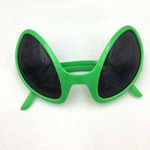 Estrangeiro Sunglasses Fun partido PVC material Fun Halloween Cosplay máscara decorada por Fontes do partido Dia das Bruxas aniversário
