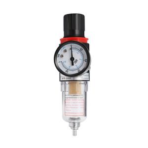 Filtro AFR2000 neumática Unidad de Tratamiento de Aire Regulador de presión de separación de agua y aceite del compresor