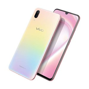 "VIVO originale X23 Fantaisie 4G LTE Cell Phone 6 Go de RAM 128Go ROM Snapdragon 660 Octa de base 6,41"" EAI 24.8MP d'empreintes digitales ID Smart Mobile Téléphone"