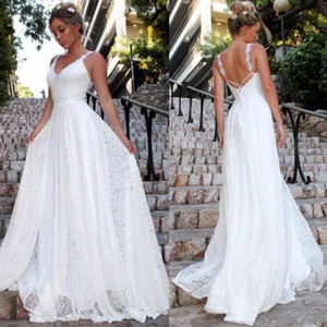 White Long Party Dress Wedding Ball Gown Amazing Sexy Beading Floor Length Women Lace Formal Wedding Bridesmaid Long Party Dress