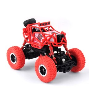 Hot Toys RC Trucks 2.4Ghz Remote Control Car 4WD Bigfoot Rock Climbing Off-Road Truck RC Vehicles Toy For Boys