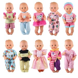 10 Farklı Boş Seti Giyim Fit 35 cm Nenuco Doll Nenuco y su hermanita Doll Aksesuarları
