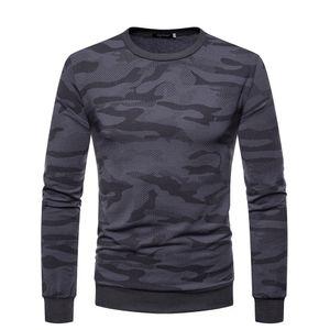 Designer-Sweatshirt der neuen Ankunftsmänner Camouflage Rundhalsausschnittpullovermannpullover Sweat-Hemdmantelwinter-Patchwork Hoodie-Sweatshirt J1811119