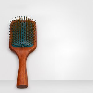 red Air cushion comb square