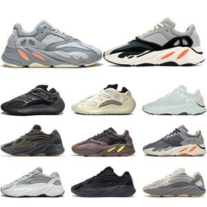 700 V2 Dalga Runner Atalet Koşu Ayakkabı Alvah Azael 700s V3 Üst Kalite Vanta Tephra Erkekler Kadınlar Spor Sneakers Boyut 36-45