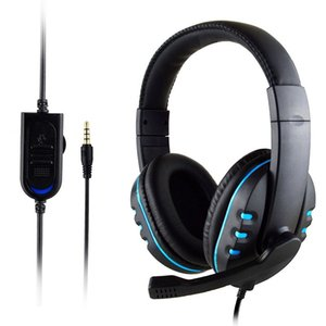 PC XBOX ONE PS3 PS4 스위치 전화 패드 SMARTPHONE 헤드셋 컴퓨터 헤드셋 헤드폰 게이밍