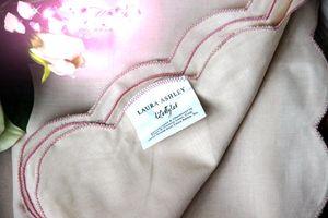 Wholesale lot Beige Cotton Napkin Set With Hand Crochet frill 50*50cm