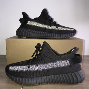 Cinder Reflective Yecheil Earth Desert sage Isrifal kanye west shoes linen earth marsh yeezreel asriel mens womens running sneakers with box