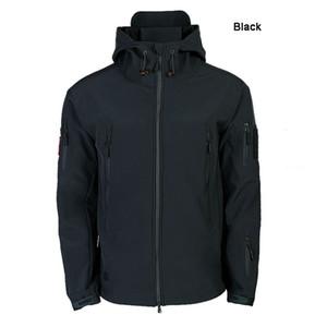 Jacket Men Outdoor Jacket Waterproof Warm Coats Male Outwear Mountaineering Overcoat Casual Thicken Velvet Mens Oversize
