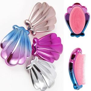 أدوات النساء الشعر التمديد فرشاة فرشاة الشعر مشط الشعر لينة لطيف الإثارة الشعر تصفيف الشعر