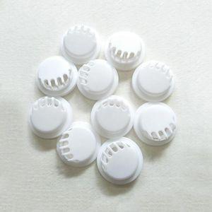 Disponibile 1000 Pezzo maschera di respirazione valvola per valvola Maschera fai da te Picc Homemaking One-Way di scarico nero