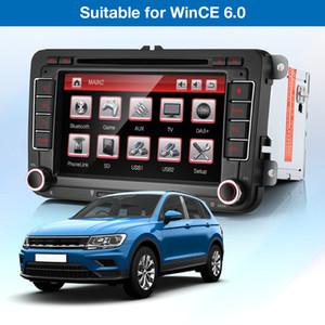 ZEEPIN DK7048 Auto Multimedia System de 7 polegadas com 16GB Micro SD Card 720P Touchscreen Car DVD / CD Player para Volkswagen