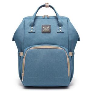 Новые Мультифункциональный сумки Детские Пеленки Рюкзак Мамочка Изменение сумка рюкзак подгузников Mother Рюкзаки