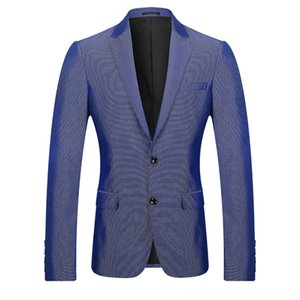 mens suit jacket high quality extra large super big jacket autumn fashion blazer very large plus size M Men's Suits & Blazers Men's Clothin