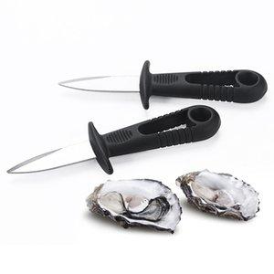 Ракушки открывалка устричный нож свежие устрицы морепродукты открытый инструмент гребешок нож из нержавеющей стали профессиональный барбекю специальный шелушение моллюсков открыть