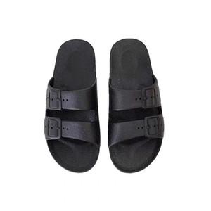 Livraison gratuite! 2020 sandales printemps été femmes chaussures de créateurs de mode hommes en cuir véritable avec la boîte