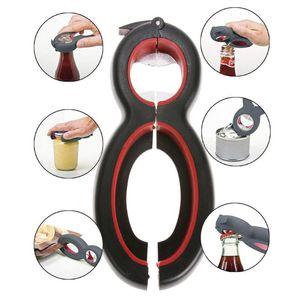 Vintage Key Chain для бутылок кольцо может Вино Пиво открывалка Портативный нержавеющей стали брелок Key Ring Свадебные подарки Часы Инструменты FY4056