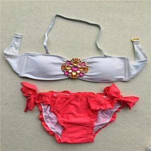 Wholesale-High Quality 72 Styles Bikini Women Swimwear Swimsuit Bandage Sexy Bathing Suits Sexy pad Two-piece Three-piece Swimsuits