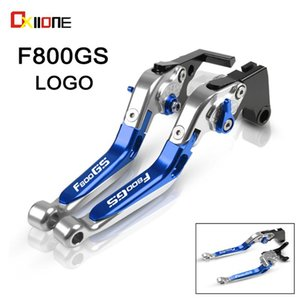 For F800GS F 800 GS FAdventuRe 2008-2017 Motorcycle Accessories Adjustable Folding extended lever Motos Brake Clutch Levers