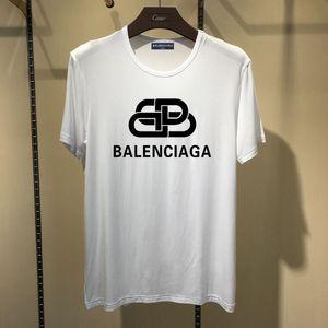 2020 Balmain T-shirts Vêtements Designer T-shirts Hommes Bleu Noir Blanc Femmes Slim Balmain France Paris Marque
