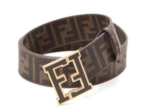 FENDI Cinturones de moda para hombre de la mujer de cuero de vaca de la correa de la serpiente Modelo Tigher Hombre Cinturones para mujer de alta calidad # 99321