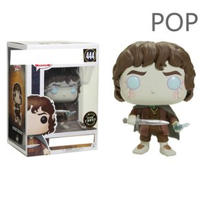 POP Lord of the Rings Movie and TV peripheral hand office model 444 Lord of the Rings Frodo Baggins