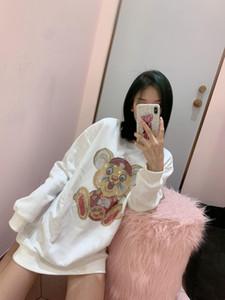 mujer más alta calidad camisetas camisa de la mujer camiseta de la impresión de las mujeres encabeza 2020109-454 * 34524VMT9