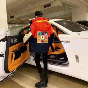 Womens abajo chaqueta chaqueta de moda casual Tamaño-L cómodo caliente 20191226 # 035yunhui09