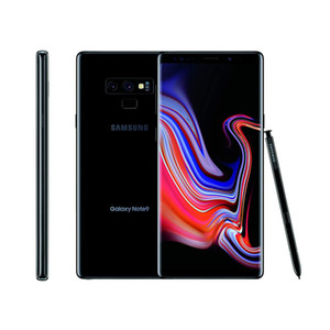 "Samsung Galaxy Not 9 N9 N960F 4G LTE Akıllı Telefon Octa Çekirdek 6.4 ""çift 12MP RAM 6 GB ROM 128 GB NFC yenilenmiş telefon"