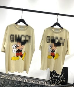 Mens Designer T Shirts Women Brand Tees Fashion Oversize Shirt Casual Outfits Luxury Tees For Girl Hotsale Pullover Summer A1R 20032305L