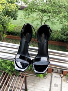sandales à plateforme High Heels Platform Sandals Women Designer Gladiator Sandals Black Brand Sexy Extreme Slingbacks Pumps Weddin Shoes
