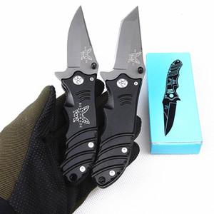 Супер оптовый Benchmade 904TF F21 складной нож 3 «Танто лезвия CNC алюминиевого инструмента ручки для кемпинга с розничной коробкой