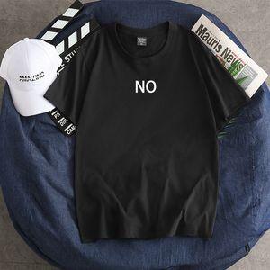 TOPESKO NO Camisetas Cuello redondo Tops de manga corta Camiseta Contratado Ocio Camisetas Talla Plus XXXL
