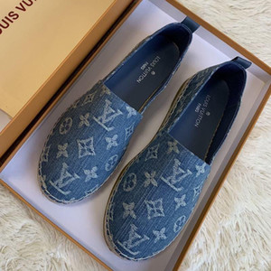 Nouveaux TRIBORD FLAT espadrille femmes chaussures de marque de luxe chaussures pêcheur femmes 1A7RIH mode chaussures casual femmes Casua