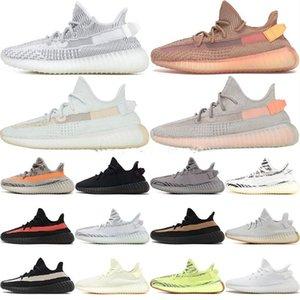 yezzyboost350v2yezzys2020 NEW Top Quality Kanye West V2 Brand Designer Men Women Grey Running Shoes Zebra Black Whi