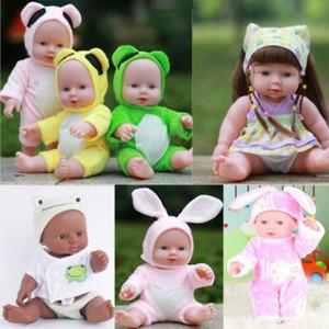 Silicone Full Body Reborn Baby Doll Ragazze Alive Preemie regalo di compleanno Neonato