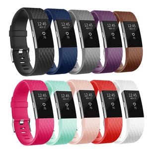 Correia de pulso para Fitbit Charge 2 Band Accessorie Watch Inteligente Para Fitbit Charge 2 Bandas de substituição de pulseira Smart Wristband